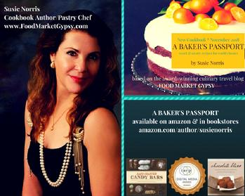 Susie Norris, LA Times FOODBOWL, chocolate, bread, cookies, cakes, pies, tarts, savory dinners, viennoiserie, baking recipes, chocolate tasting, chocolate events, cookbooks, recipes, food market gypsy, a baker's passport